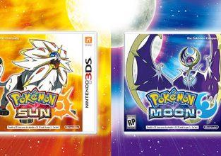 Pokémon Sun & Moon is uit ! (snel naar die winkel hollen :p)