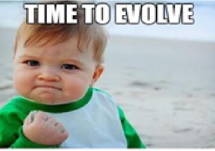 Evolutie update Sun & Moon