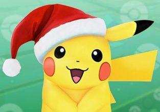 Pokémon Go: Kerst event