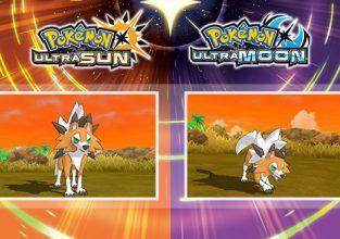 Ultra Sun & Ultra moon: nieuwe Lycanroc vorm