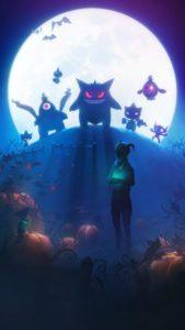Update van Pokémon GO - versie 14 okt 2017