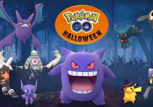 Halloween EVENT op Pokémon GO loopt NU !!!!!!!!!!