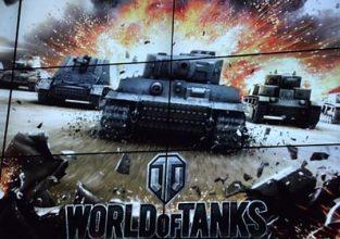 World of Tanks 1.0-update in maart 2018