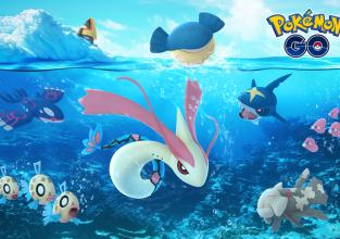 Pokémon GO kerst Event 2017