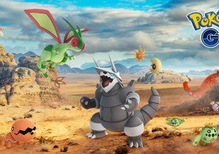 23 Pokémon er bij op Pokémon GO + Dratini is volgende community-day