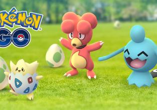 Pokémon GO - update + Eggstravaganza Returns Pasen