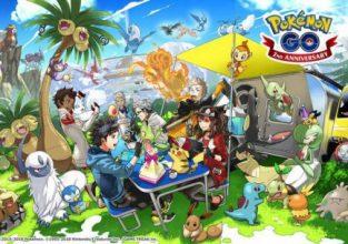 Pokemon Go - 4de generatie komt er aan !