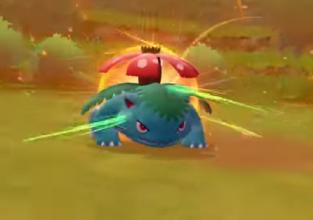 Unieke vechtstijl in Pokémon Let's GO
