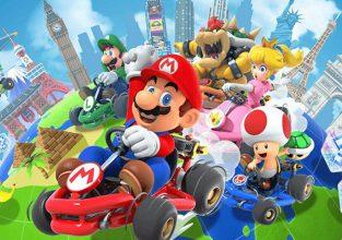 Mariokart Tour - uit op Android & iOS MAAR NIET IN BELGIE !